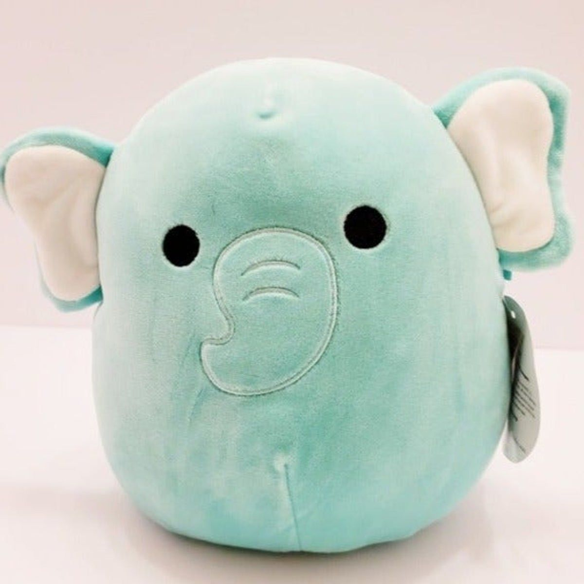 Squishmallows Diego Teal Elephant Nwt In 2021 Animal Pillows Cute Plush Cute Stuffed Animals