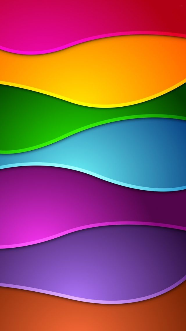 Colorful Wallpapers For IPhone HD
