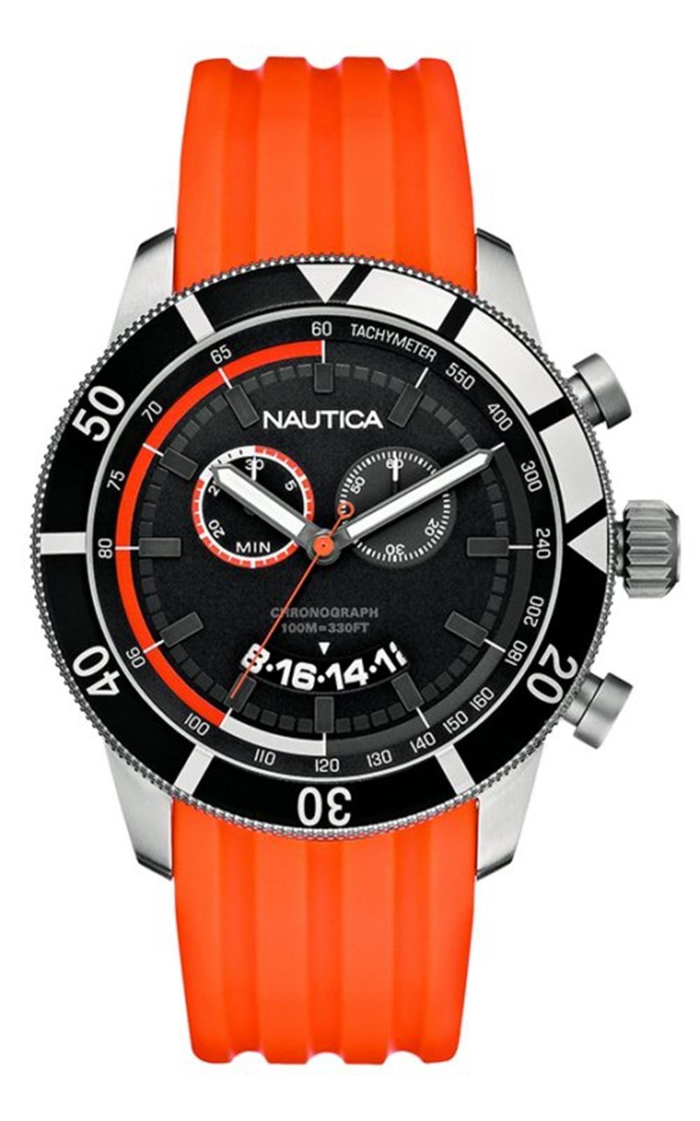 Nautica Kol Saati Spor Saatleri Luks Saatler Saatler