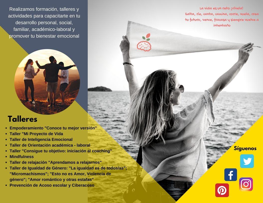 Programa De Talleres Para Jovenes Colaboramos Con Centros