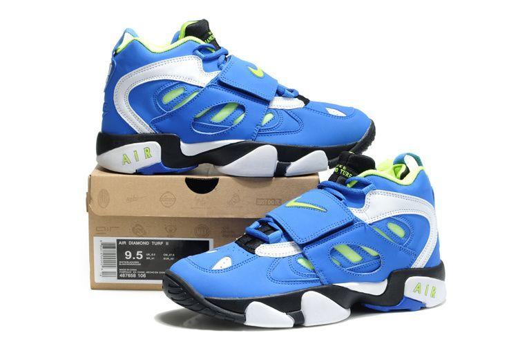 Purchase Nike Air Diamond Turf 2 Deion Sanders baseball shoes