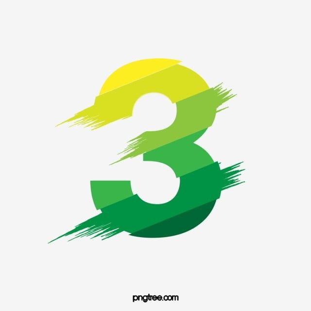 O Numero 3 Numero Digital 3 Imagem Png E Psd Para Download Gratuito Clip Art Clipart Images Png