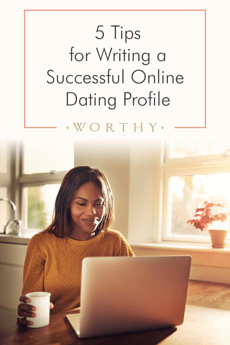 Writing successful dating profile