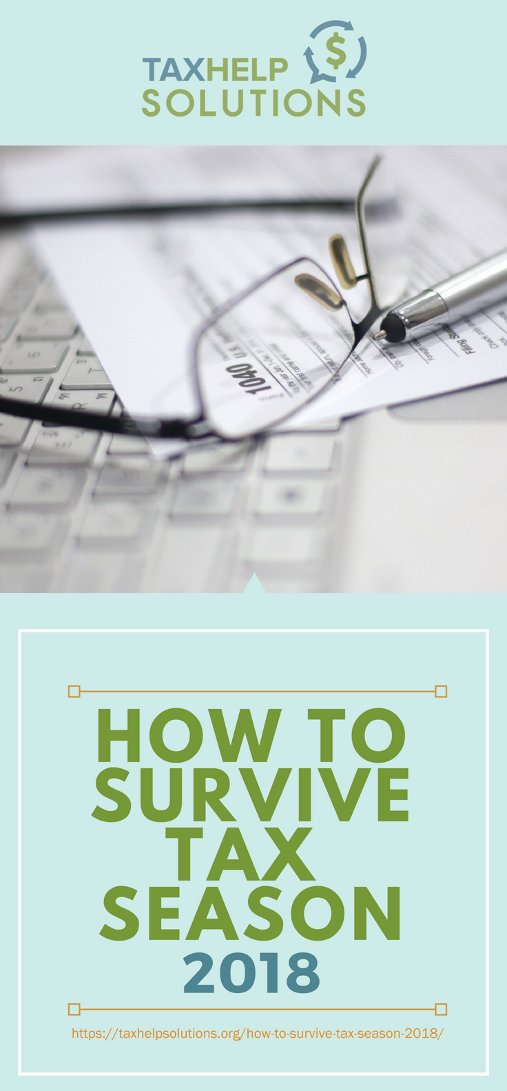 How To Survive Tax Season 2018 Tax Season Tax Help Tax
