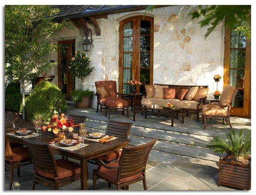 diseño exteriores TELAS PARA EXTERIOR Terrazas, piscina Pinterest