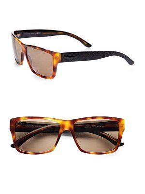 24c410d134c Gucci Tortoise-Shell Sunglasses