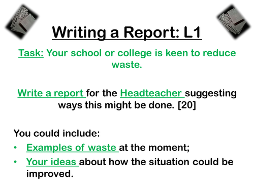 Narrative Writing WjecEduqas  Exam Preparation  Narrative