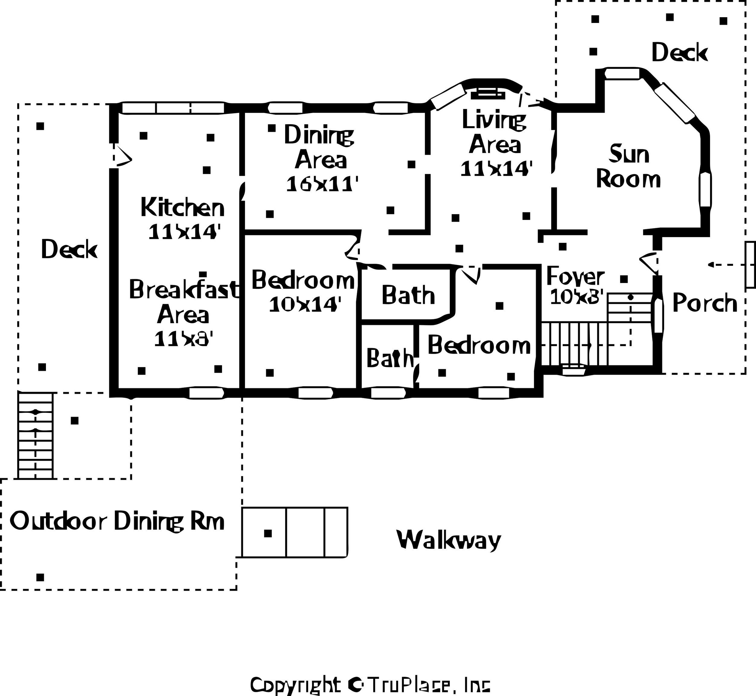 My Wife S Family Vacation Rental Business Needed Some Floor Plans Converted To Vector Graphics Read About How I Wrote A Vector Graphics Graphic Vector Images