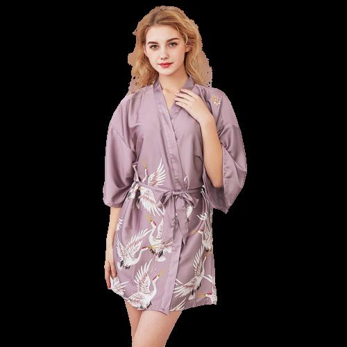 Epingle Sur Robes De Chambre Femme
