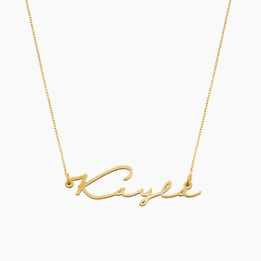 Mon Petit Name Necklace 10k Gold In 2020 Gold Cross Necklace Gold Leaf Necklace Diamond Cross Necklaces