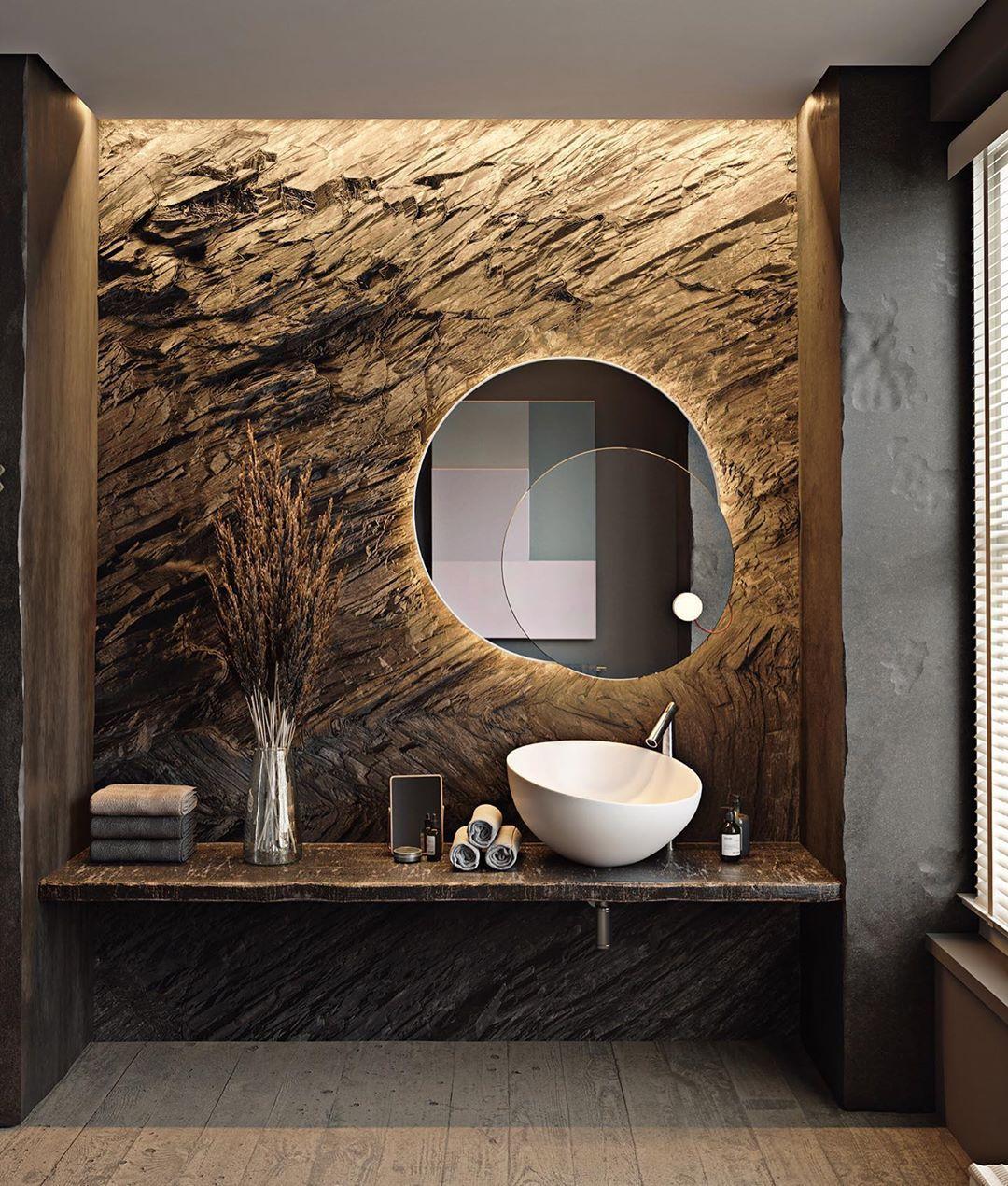 Pin On Bad In 2020 Bathroom Design Luxury Modern Bathroom Design Luxury Bathroom