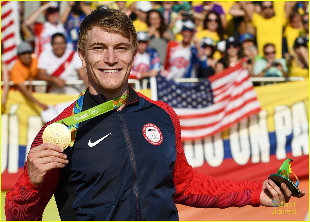 Connor Fields Wins Team USA's First BMX Gold Medal in Rio