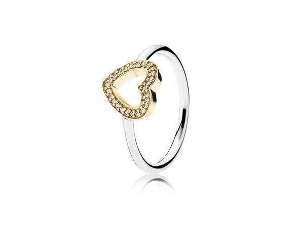 anelli originali pandora