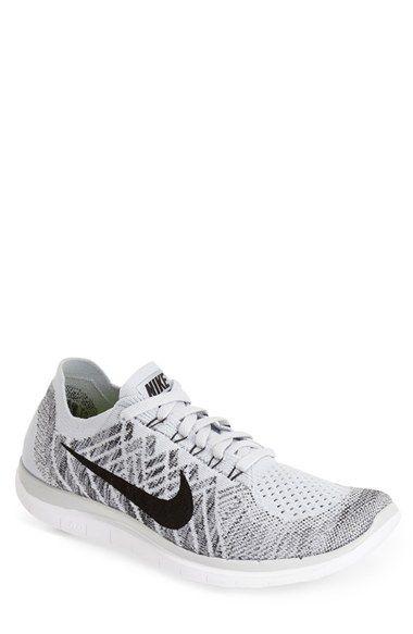 watch 361a6 3453d Nike  Free Flyknit 4.0  Running Shoe (Men)   Nordstrom