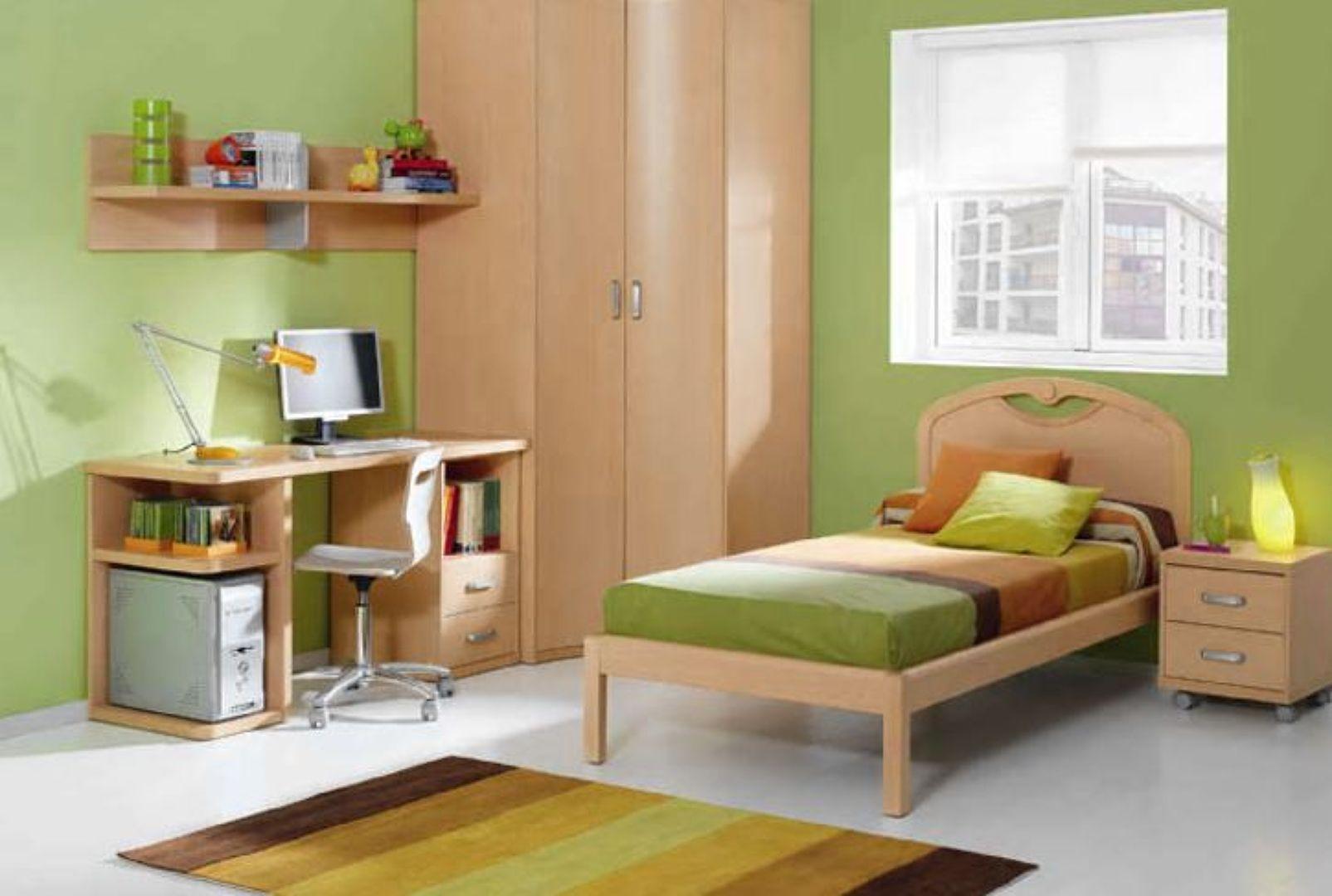 Habitacionverde72 Pintura Pinterest Chicas Y Pinturas # Muebles Lantada