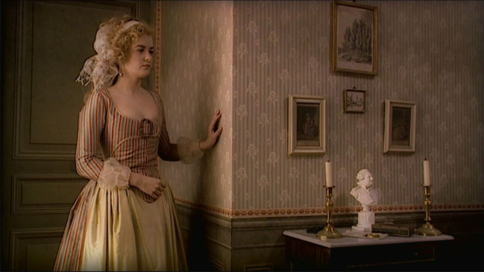 Dress from the Lady and the Duke.