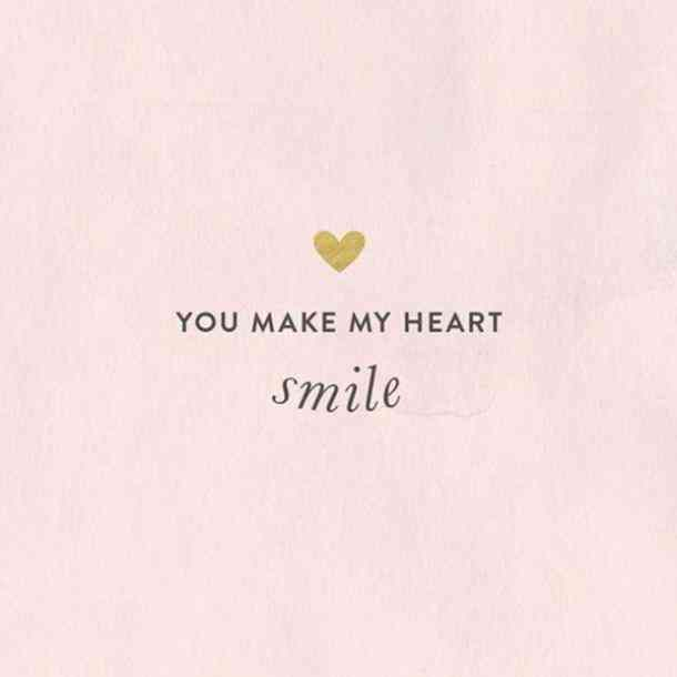 You make my heart smile. — Unknown.  #iloveyou #Iloveyouquotes #quotes #lovequotes Follow us on Pinterest: www.pinterest.com/yourtango