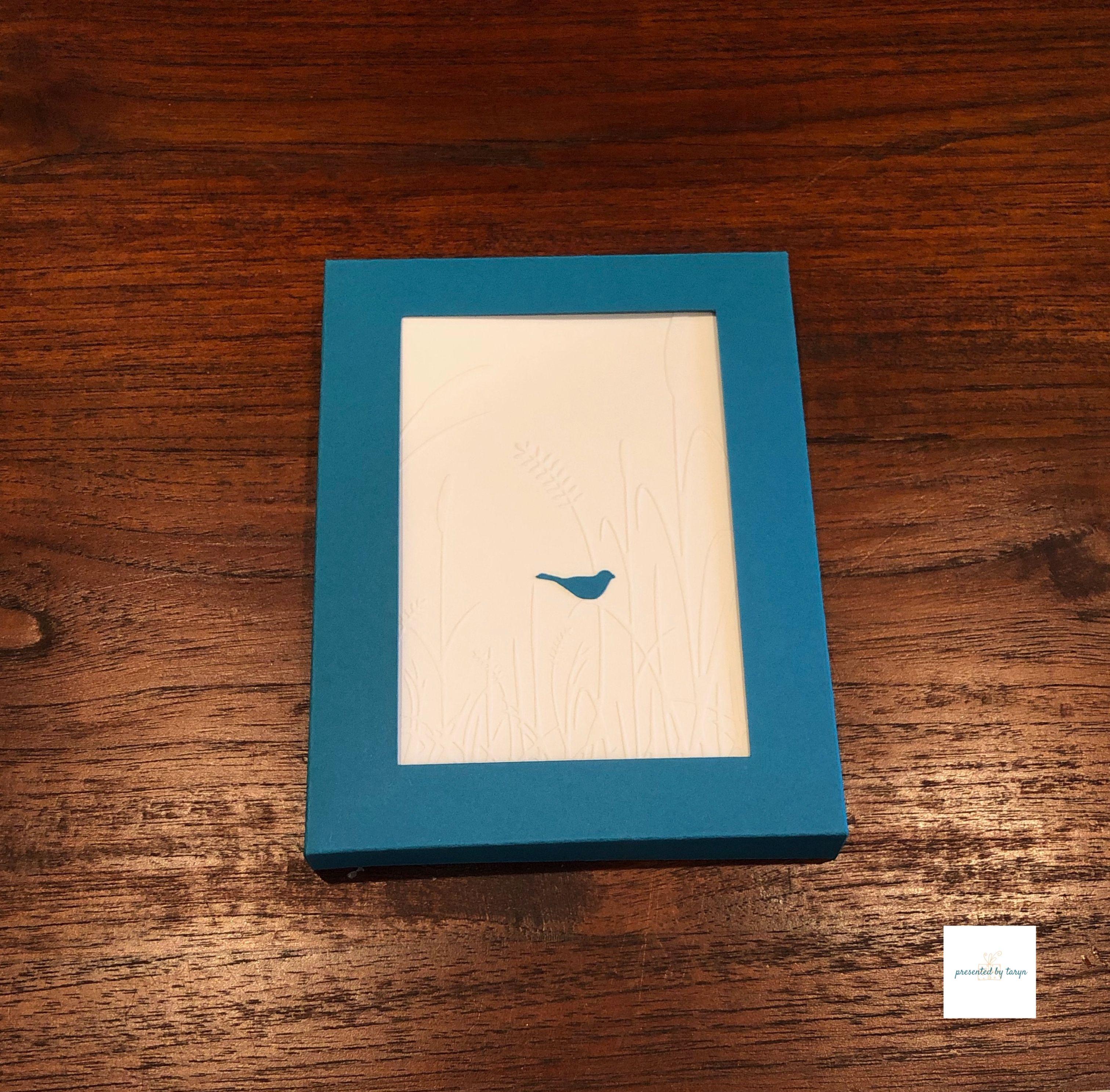 DIY A2 card box template using Cricut Explore  Fits 6 A2