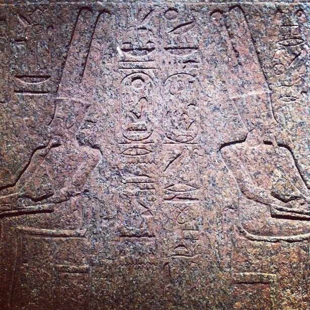 Egyptian glyphs, 1290BC via @thisnorthernboy