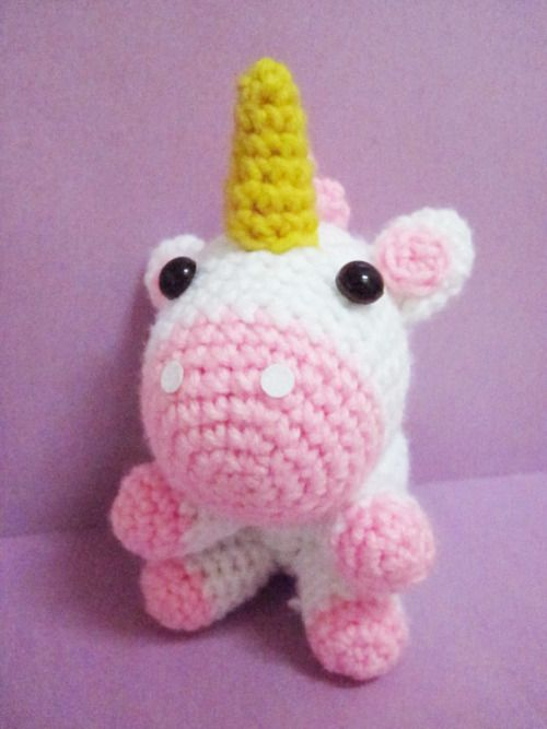 Amigurumi Yagi Unicorn Free Pattern for lexa | minions | Pinterest ...