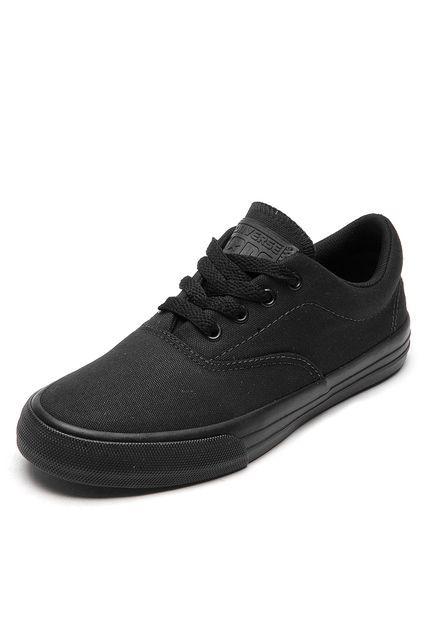 18b77215991b Tênis Converse Cons Skidgrip Cvo Monochrome Ox Preto - Marca Converse All Black  Sneakers