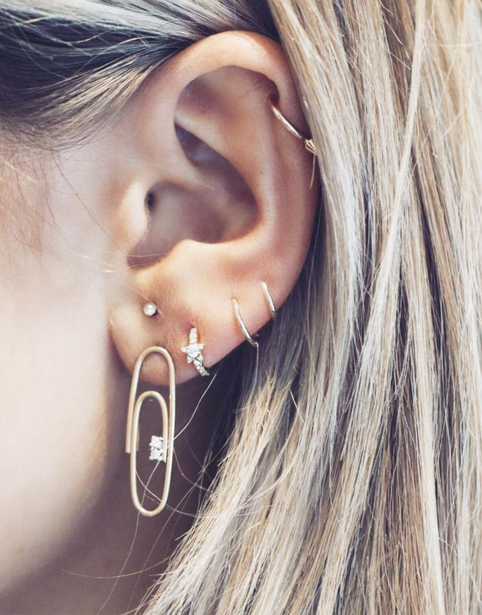 New Ear Piercing Rules To Follow In 2017 If You Re
