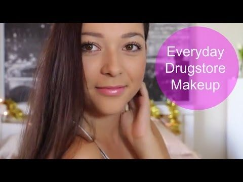 My first video on youtube! The makeup that I like to use when I decide to wear a simple make up look for the day :)