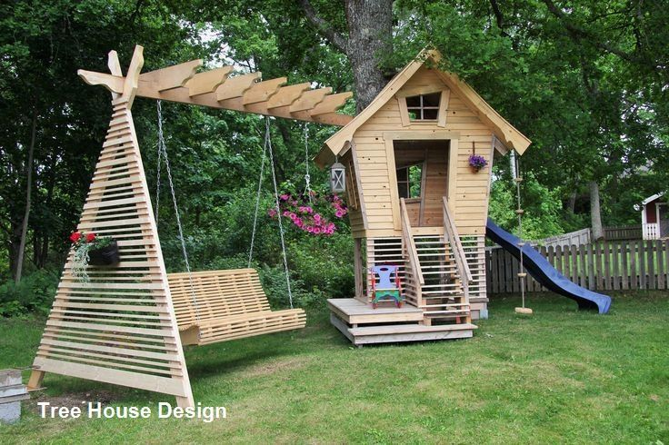 Photo of Best Tree House Designs