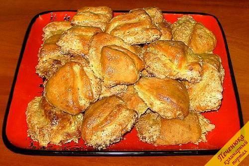 Печенье домашнее с сыром фото рецепт