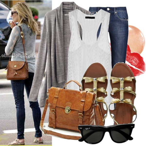168.Celeb Style:siEnNa MiLlEr, created by coolstorymelissa on Polyvore
