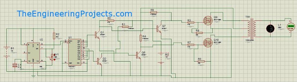 13 Awesome 50hz sine wave generator circuit | Recycling in