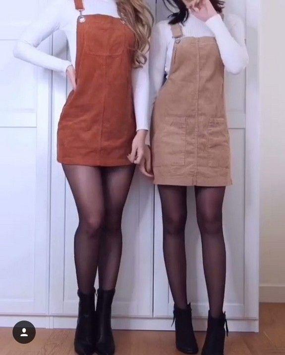 40 süße lässige Wintermode-Outfits für Teenager-Mädchen 26 ~ telorecipe212.com - Harvey Clark #teenageclothing
