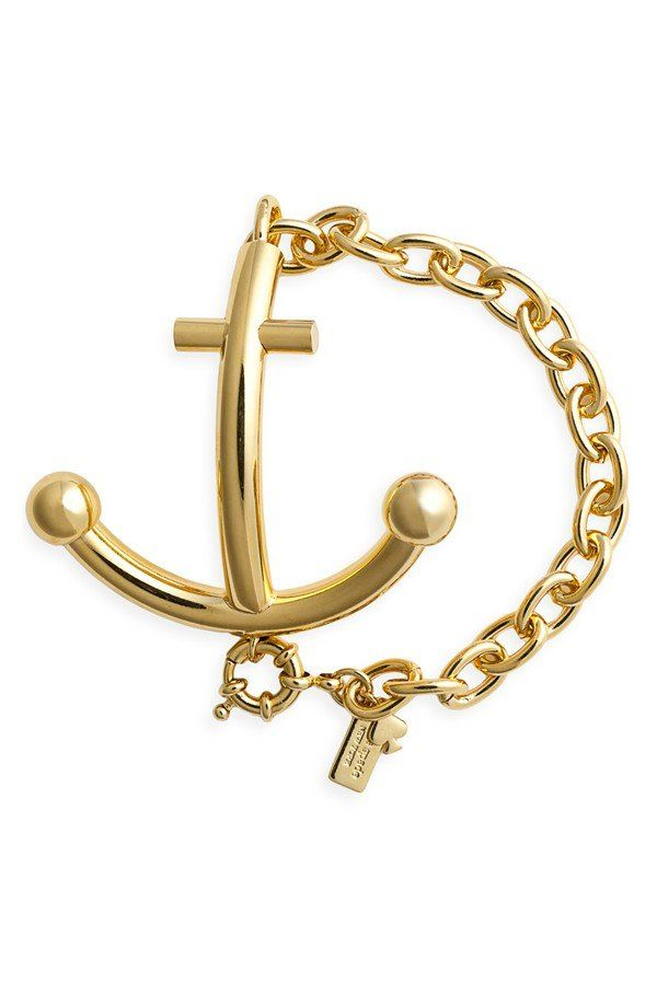 Fancy Anchors Away Bracelet By Kate Spade