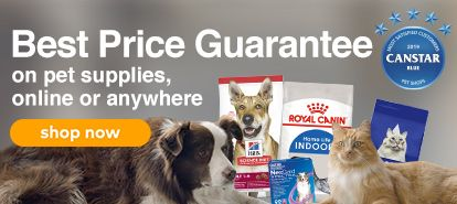 Pet Food & Supplies Low Prices & Free Shipping Pet