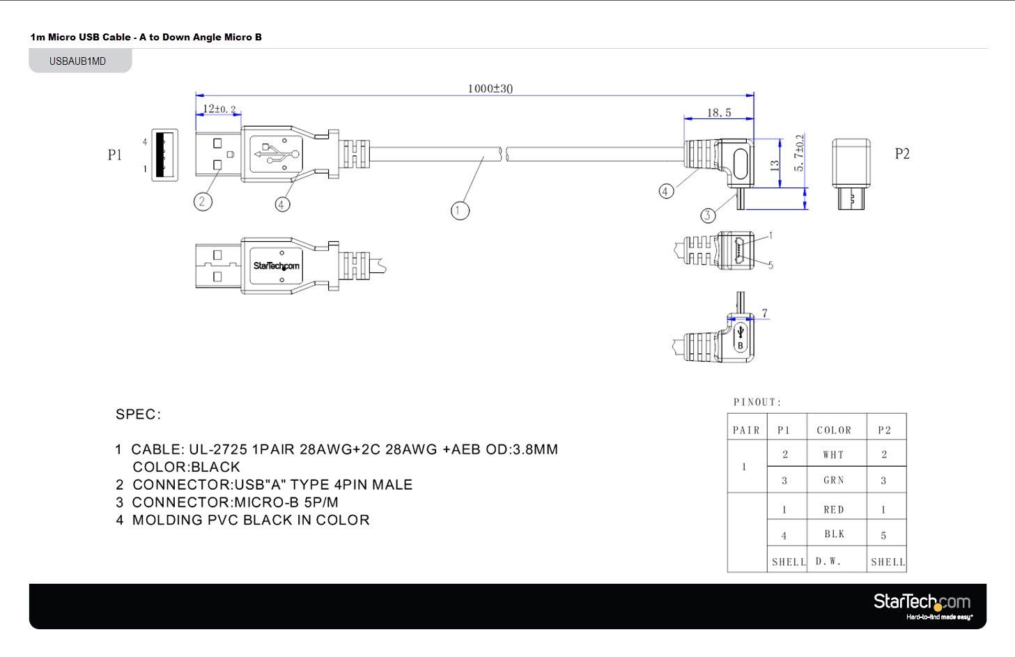 New Wiring Diagram Usb Cable In 2020 Usb Cable Usb Cable