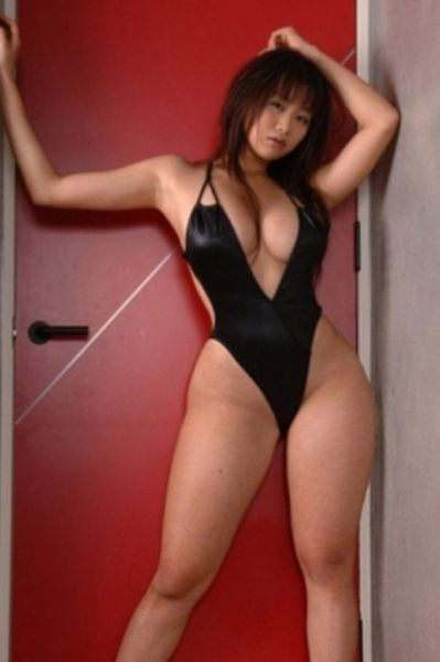 Hot curvy asian girls