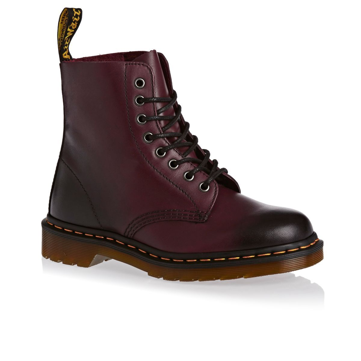 Buy Dr Martens Pascal Boots Cherry Red with great prices