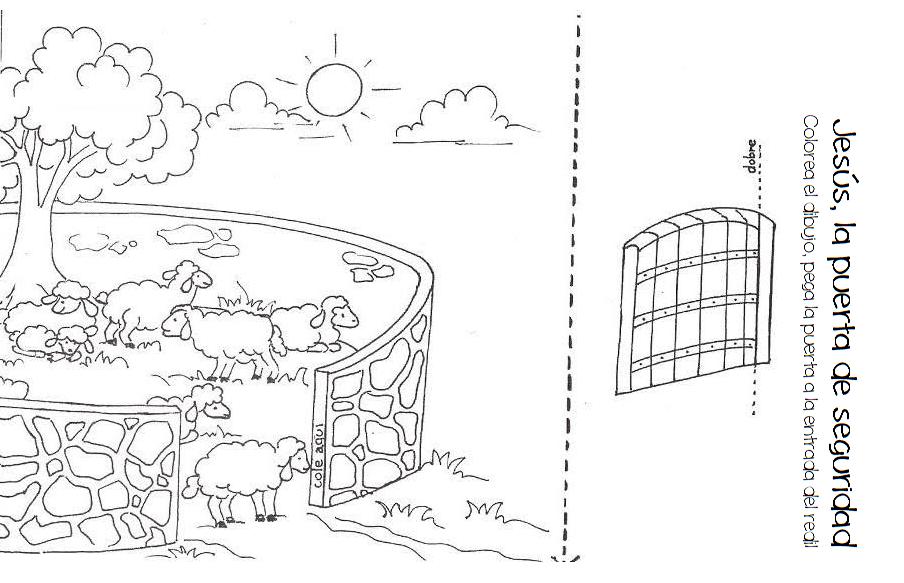 Encantador Escena Del Zoológico Para Colorear Cresta - Dibujos Para ...