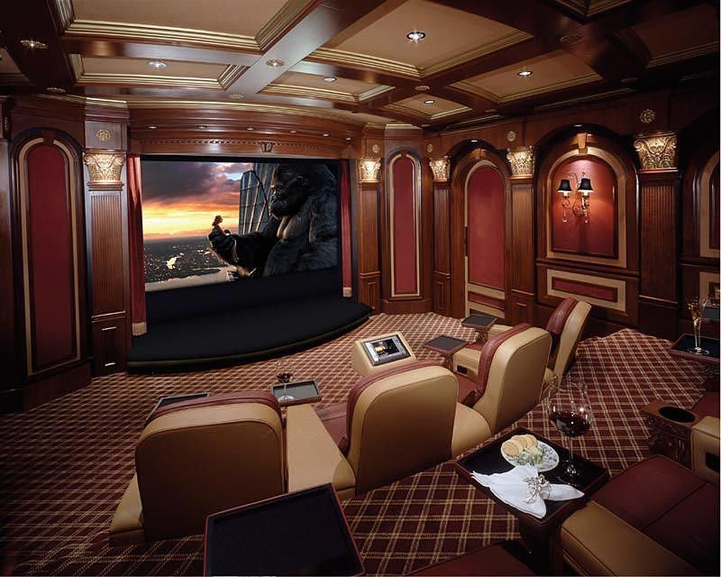 Tips For Spectacular Living Room Home Theater Design Exclusive On
