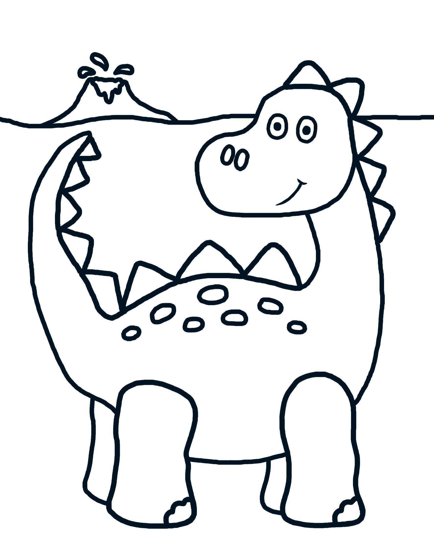 Dino-doodle-colouring | Dinosaur Party Ideas | Pinterest | Doodle ...