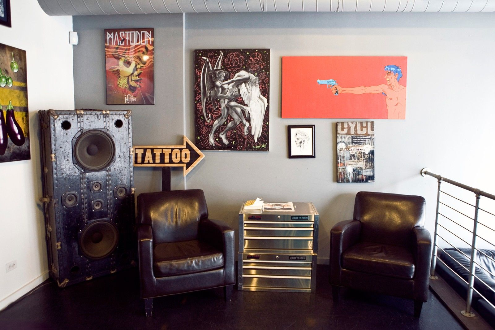 5 local tattoo shops that are anything but scary