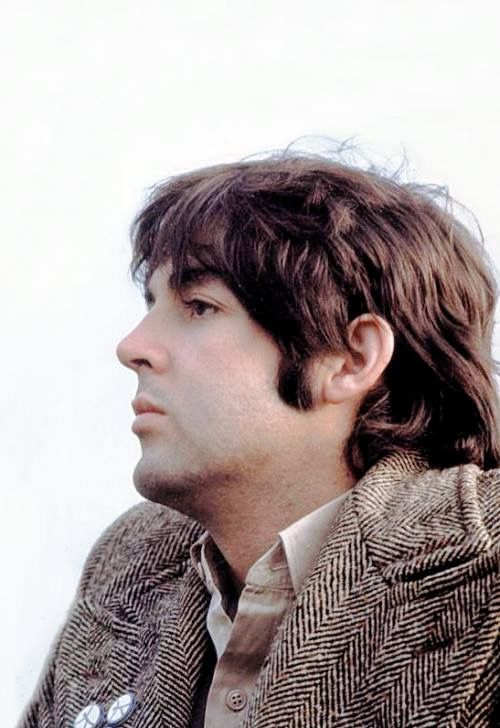 Paul McCartney Photographed By Linda In 1968