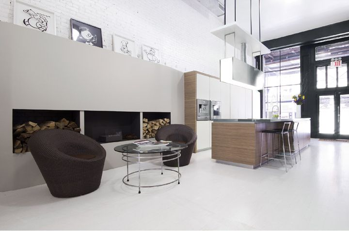 KITCHEN SHOWROOMS! Pedini Kitchen Showroom, New York City Furniture Store
