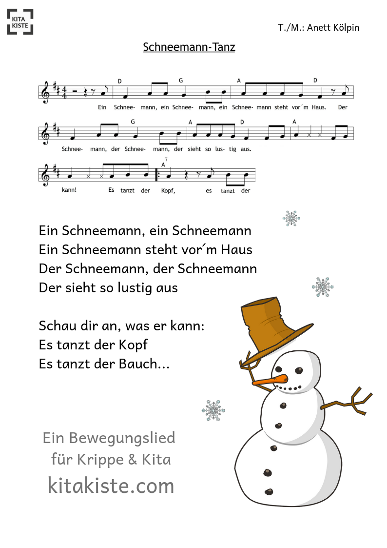 Pin Von Kerstin Reiger Auf Kg Ideen Winterlieder Lied Vorschullieder