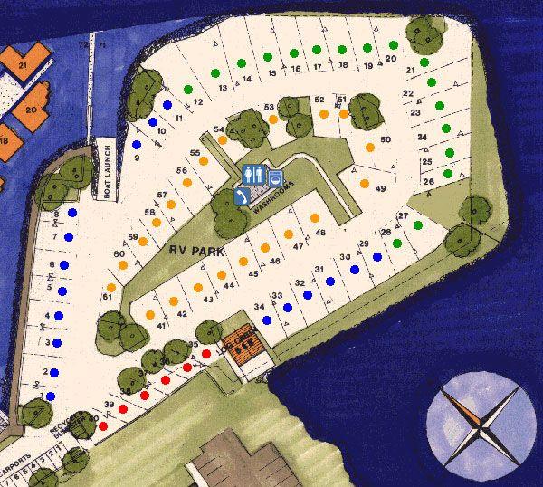 Wesbay Marine Village Rv Park Victoria Bc 61 Sites On The Harbor Rv Parks Park Rv