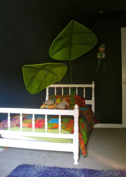 ikea childrens leaf bed canopy google search bedroom