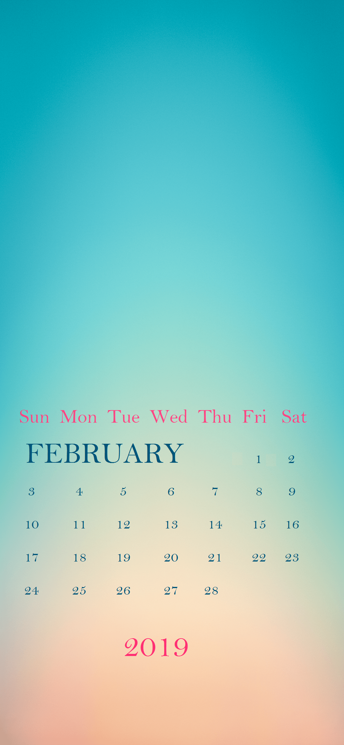 Mac Calendar Background February 2019 Beautiful February 2019 Calendar Wallpapers For Mac iPod