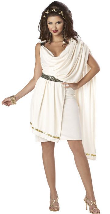 Women's Toga Costume CC01151