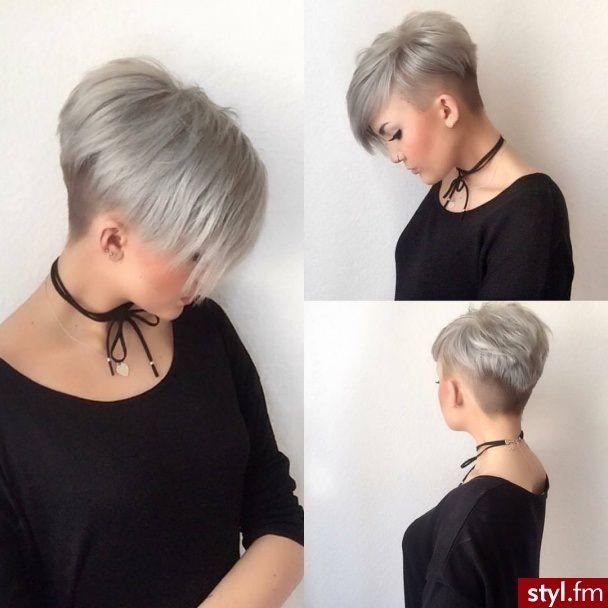 48++ Modele de coiffure courte pour femme idees en 2021