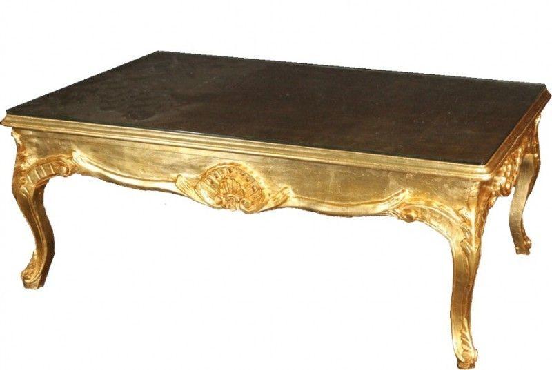 Wohnzimmertisch Barock ~ Casa padrino barock couchtisch gold cm wohnzimmer salon